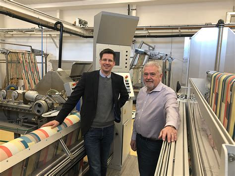 david nieper partners  brueckner textile technologies