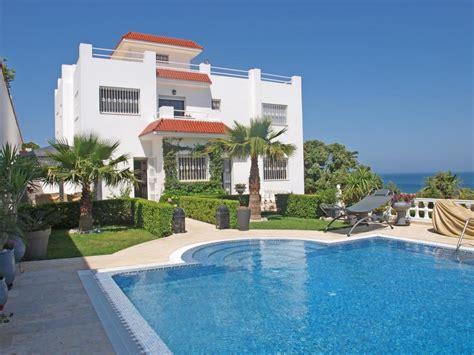 maison au bord de la mer villa tanger bord mer mitula immo