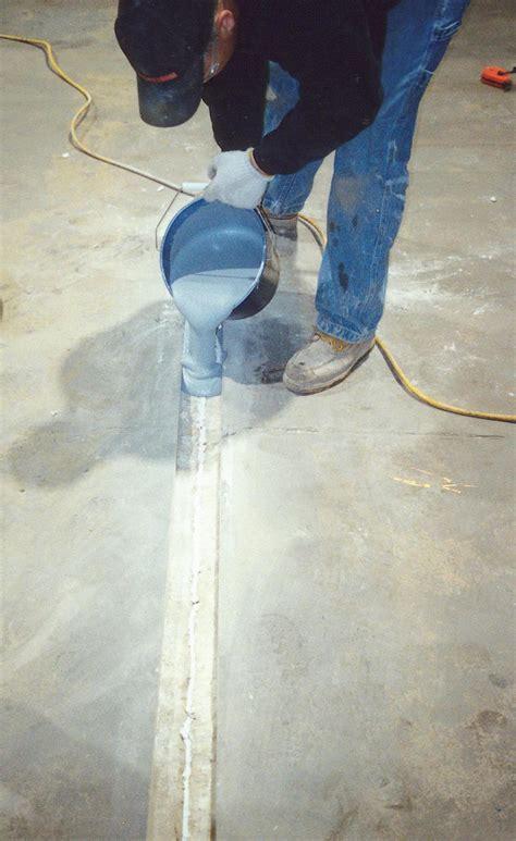 repairing joints  concrete slabs concrete construction magazine
