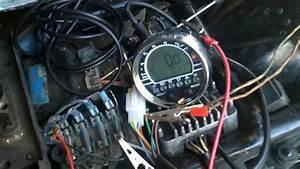 Fixing Up The Xj550  Episode 5  Digital Speedo  Tach