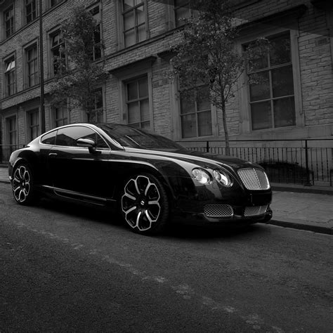 Project Kahn Bentley Gts Black Edition