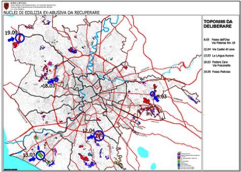 Ufficio Urbanistica Roma by Roma Capitale Sito Istituzionale Urbanistica La
