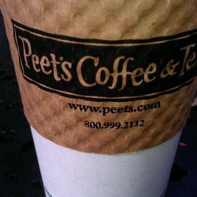 Opening hours for peet's coffee & tea branches. Peet's Coffee & Tea - 7 tips