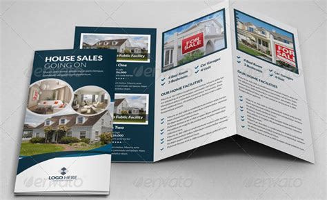 property pamphlet 20 great sales brochures templates desiznworld
