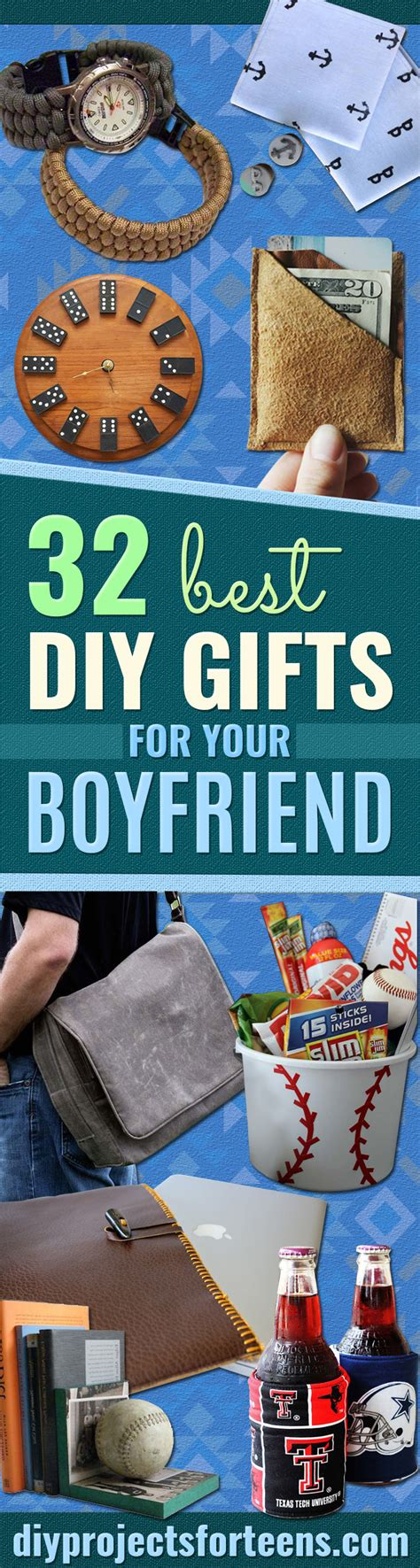 gifts for your best 32 awesome diy gifts for your boyfriend diy projects for Diy