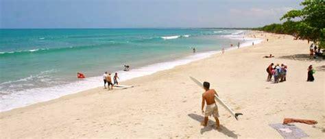 pantai terindah  bali terbaik  dikunjungi