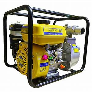 Kisankraft Petrol Engine Water Pump Kk