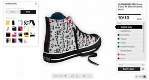 design your own design your own chuck shoes