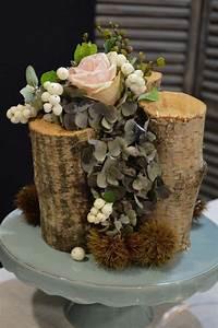 Composition Fleurs Séchées : ma table automnale 2013 compo florale fleurs decoration table et table ~ Teatrodelosmanantiales.com Idées de Décoration