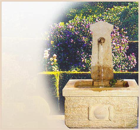 Sandsteinbrunnen Für Den Garten Kaufen  Online Shop