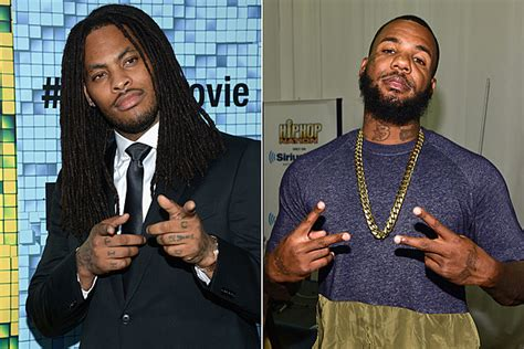 Waka Flocka And The Game Trade Shots On Instagram