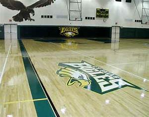 Commercial Epoxy Sports Floor Coating | K-12 Installations