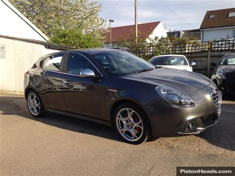 Used Alfa Romeo Giulietta Cars For Sale With Pistonheads