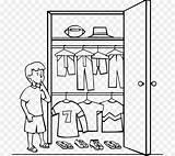 Cupboard Drawing Getdrawings Closet Clip sketch template