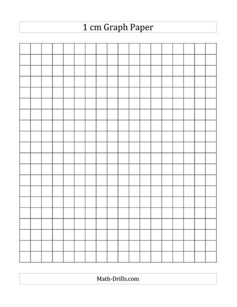 printable  cm graph paper  graph paper