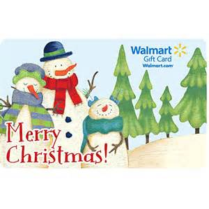 holiday snowman family gift card gift cards walmart com