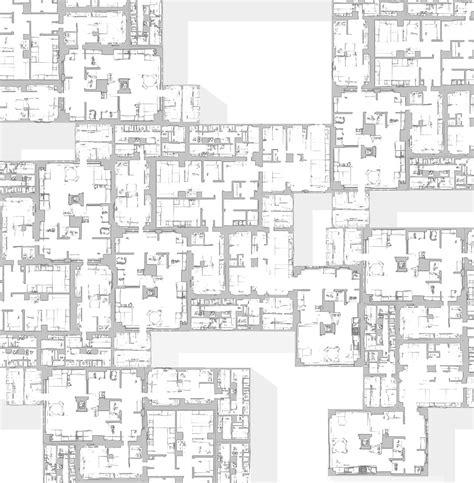 case study house floor plan
