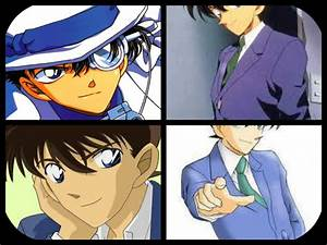 sinichi and kaito kid - Detective Conan Fan Art (34983781 ...