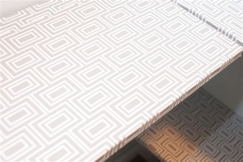 contact paper designs remodelaholic budget pantry makeover