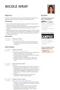 resume format for assistant librarian library assistant resume sles visualcv resume sles