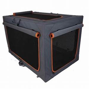 deluxe aluminium folding nylon crate top deals on dog With nylon collapsible dog crate