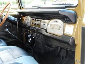 1976 Toyota Landcruiser Fj40  Orignal 2f Engine 4x4  4