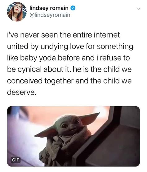 Pin by Amy on Baby Yoda and The Mandolorian | Star wars ...