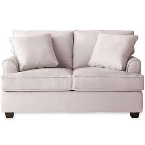 jcpenney slipcover sectional sofa danbury 61 quot sofa jcpenney furniture pinterest sofas
