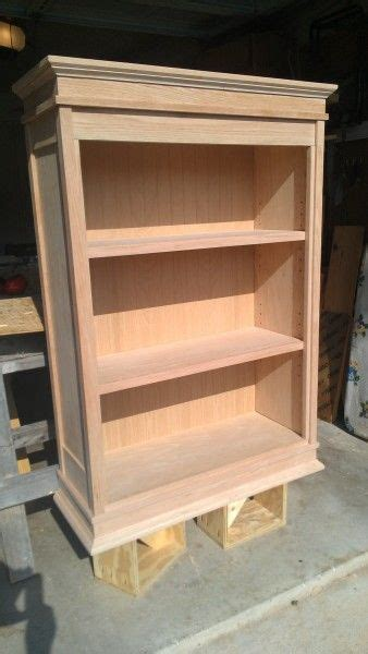bookcase plans kreg woodworking projects plans