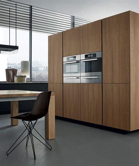 poliform kitchen design lacquered wooden kitchen twelve by varenna by poliform 1565