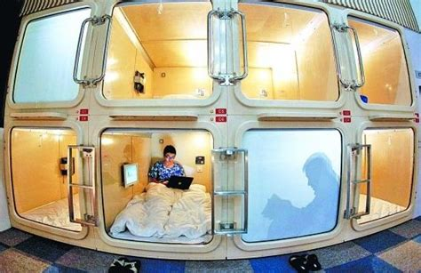 chinas st capsule hotel opens  shanghai  budget
