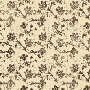 Vintage Floral Desktop Wallpaper Vintage flowers pattern ...
