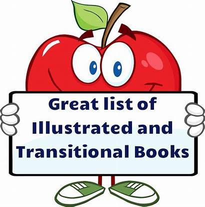 Books Illustrated Transitional Children Lists Readyteacher