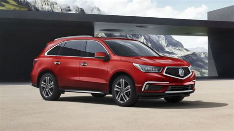 2017  2018 Acura Mdx Review  Top Speed