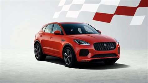Checkered Flag Jaguar by Jaguar E Pace Gets A Chequered Flag Special Edition