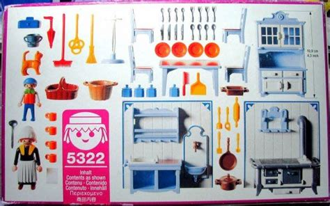 Cuisine Playmobil - kitchen playmobil 5322 from sort it apps