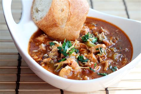 gumbo recipes chicken andouille and shrimp gumbo simple comfort food recipes that are simple and delicious