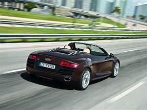 2010 Audi R8 Spyder   Motor Desktop