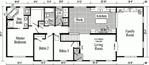luxury floor plans  ranch style homes  home plans