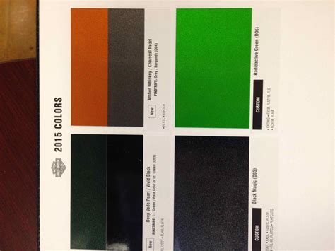 harley colors has anyone seen the 2015 sg colors page 2 harley
