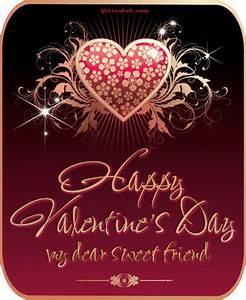 Happy Valentines Day: Happy Valentines Day Friend