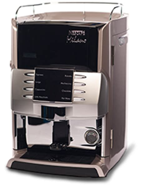 Controls are logically arrayed and clearly marked and the whole process is simplicity in action. Nescafe Coffee Vending Machine Prices : Alegria and Milano costs