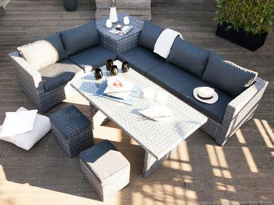 canapé angle 7 places salon de jardin sélection et conseils pour bien choisir