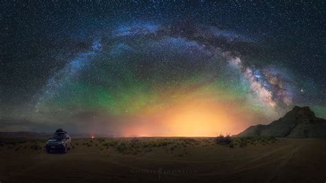sky night spectacular shainblum michael most location