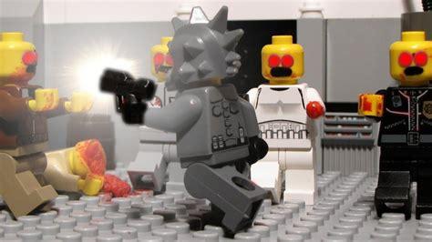 lego zombie hunters lego zombie  youtube