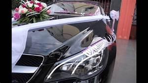 Decoration Voiture Mariage : d coration voiture de mariage inoubliable youtube ~ Preciouscoupons.com Idées de Décoration