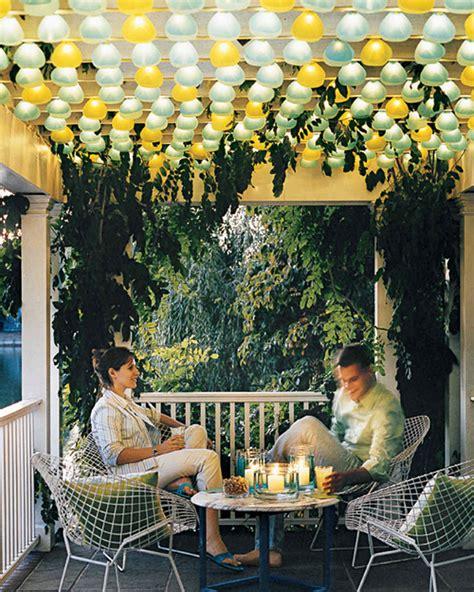 outdoor party decorations martha stewart
