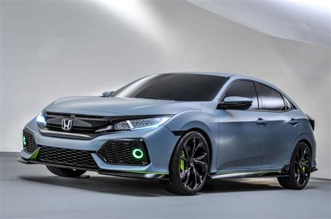 future honda civic honda civic concept previews 2017 model autocar