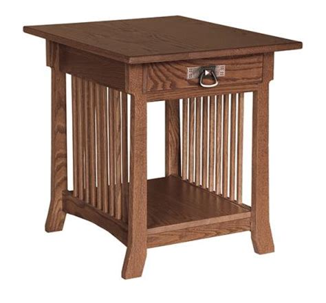 mission style shaker amish wood furniture ithaca ny