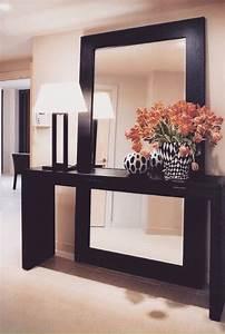 Decorate, Using, Oversized, Mirrors